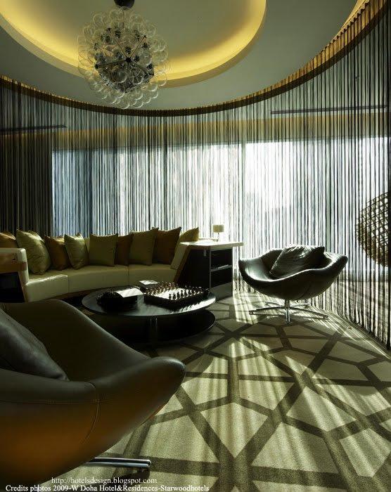 W Doha_6_Les plus beaux HOTELS DESIGN du monde