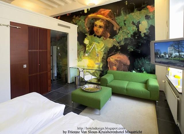 KRUISHERENHOTEL_11_Les plus beaux HOTELS DESIGN du monde