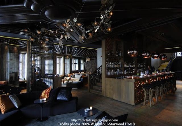 W Istanbul_19_Les plus beaux HOTELS DESIGN du monde