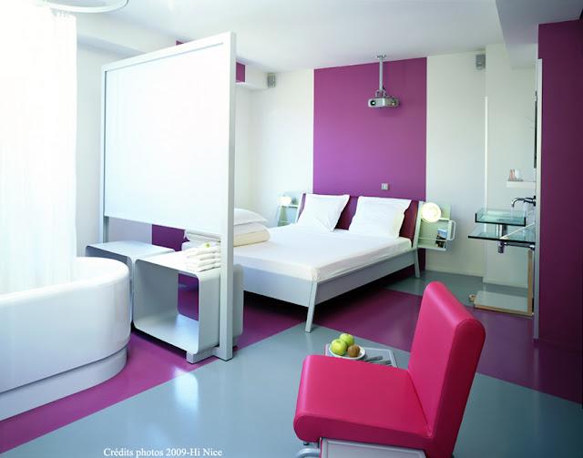 Hi hotel_3_Les plus beaux HOTELS DESIGN du monde