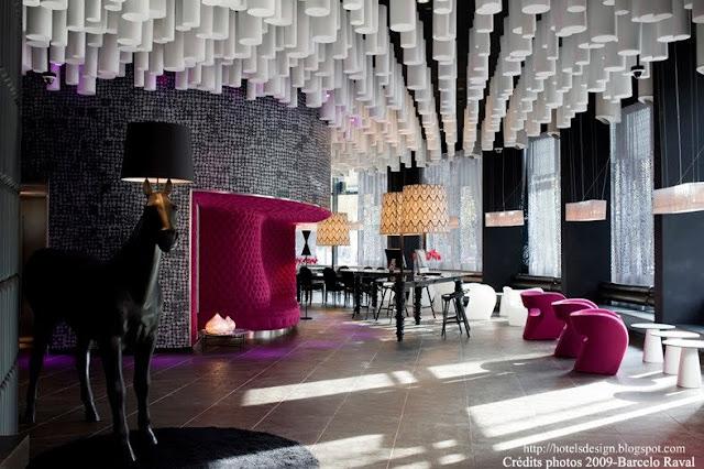 Barcelo Raval_3_Les plus beaux HOTELS DESIGN du monde