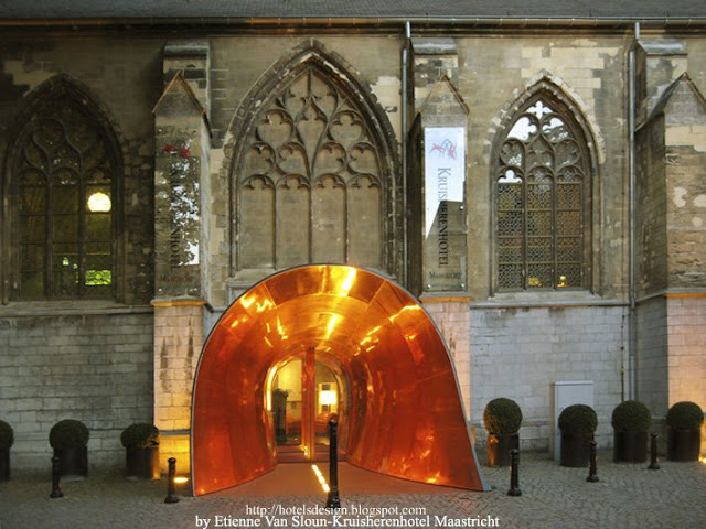 KRUISHERENHOTEL_2_Les plus beaux HOTELS DESIGN du monde