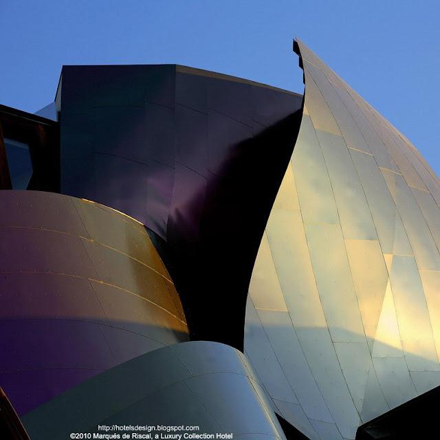 Marqués de Riscal_Frank Gehry_2_Les plus beaux HOTELS DESIGN du monde