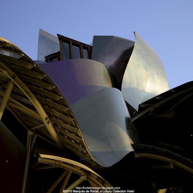 Marqués de Riscal_Frank Gehry_3_Les plus beaux HOTELS DESIGN du monde