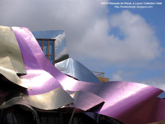 Marqués de Riscal_Frank Gehry_8_Les plus beaux HOTELS DESIGN du monde