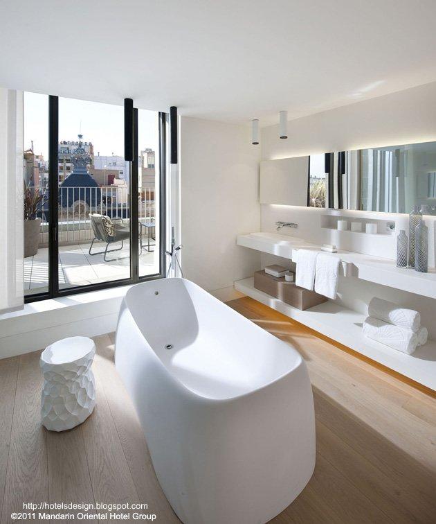 Mandarin Oriental Barcelone_11_Les plus beaux HOTELS DESIGN du monde