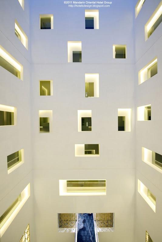 Mandarin Oriental Barcelona_2_Les plus beaux HOTELS DESIGN du monde