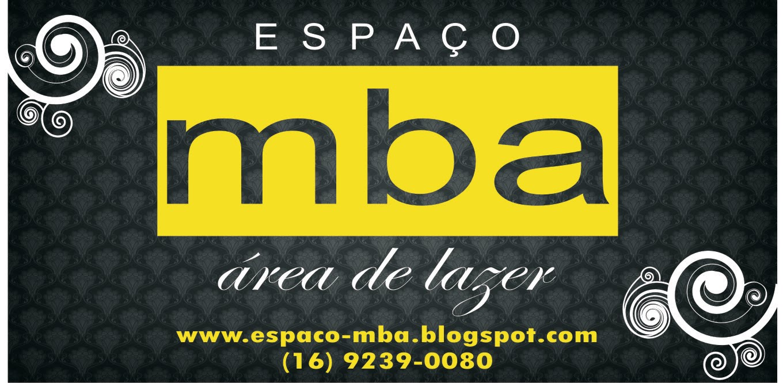 Espaço MBA - Área de Lazer