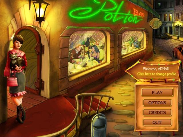 Jeu - Potion Bar Feature