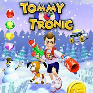 حصرى اللعبة المشوقة tommy tronic