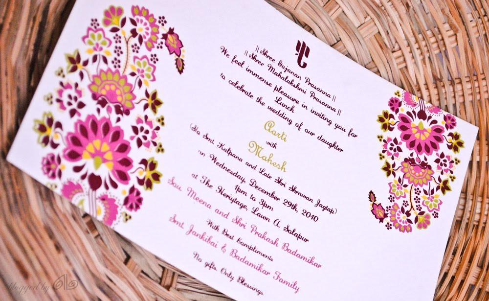 Aarti Badamikar Season Wedding
