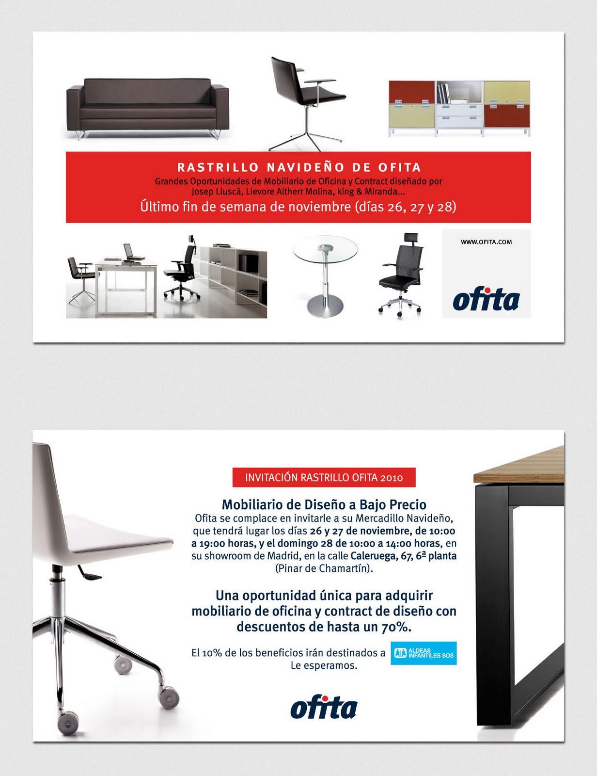 Mercadillos and markets ratrillo navide o de ofita 2010 for Oficina recaudacion madrid