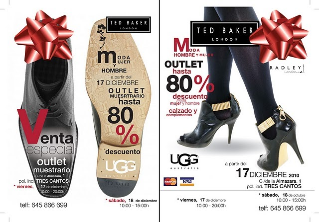 Outlet Ugg Madrid Tres Cantos