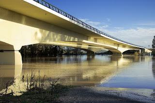 Puente de la Autovía Jerez-Los Barrios