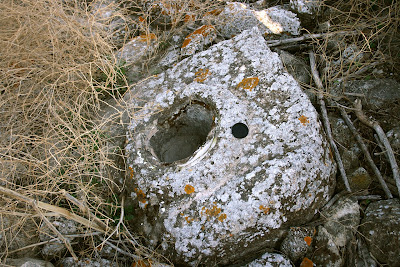 Cerro de la Torre-Pieza del acueducto 2