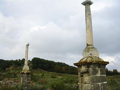 Sierra de San Cristóbal: 'Las Cruces'