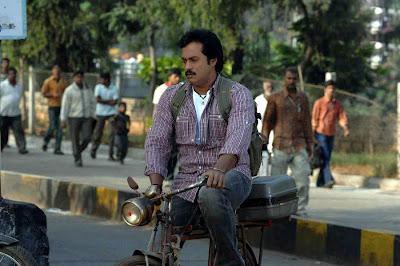 sunil in maryada ramanna movie