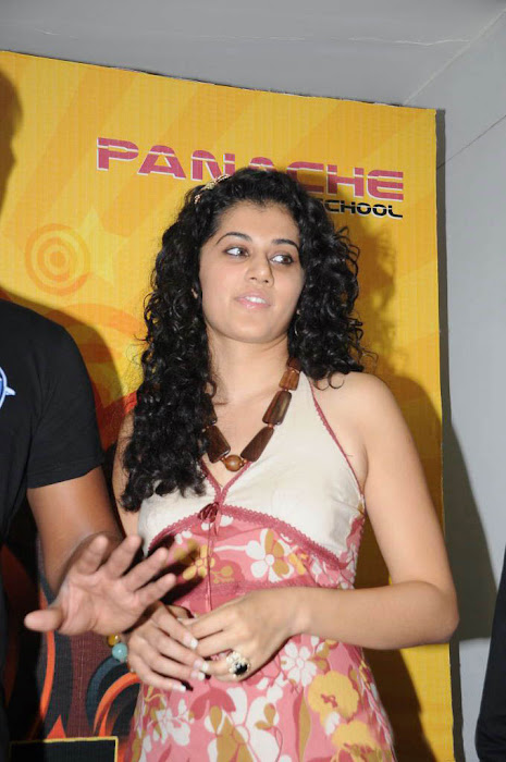 tapsee at city central actress pics