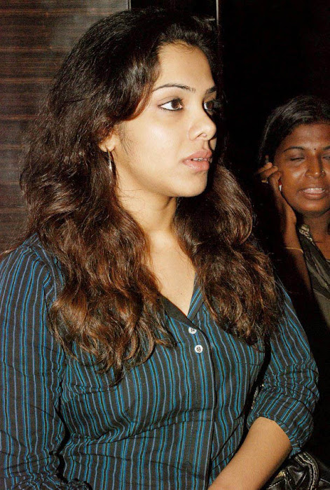 sandhya spotted at a priemier hot images