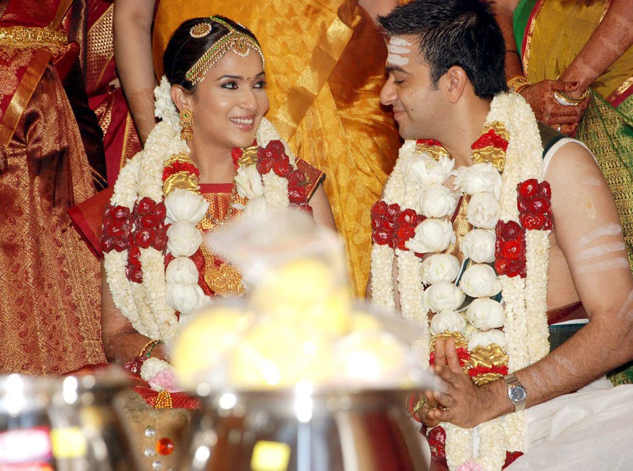 mohan babu daughter lakshmi second marriage www