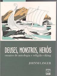 lançamento: Ensaios de mitologia e religião viking