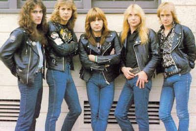Jeff Loomis y Van Williams se retiran de NEVERMORE  Iron_maiden_1982