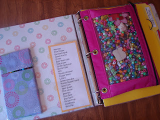 Busy Binder for Kids