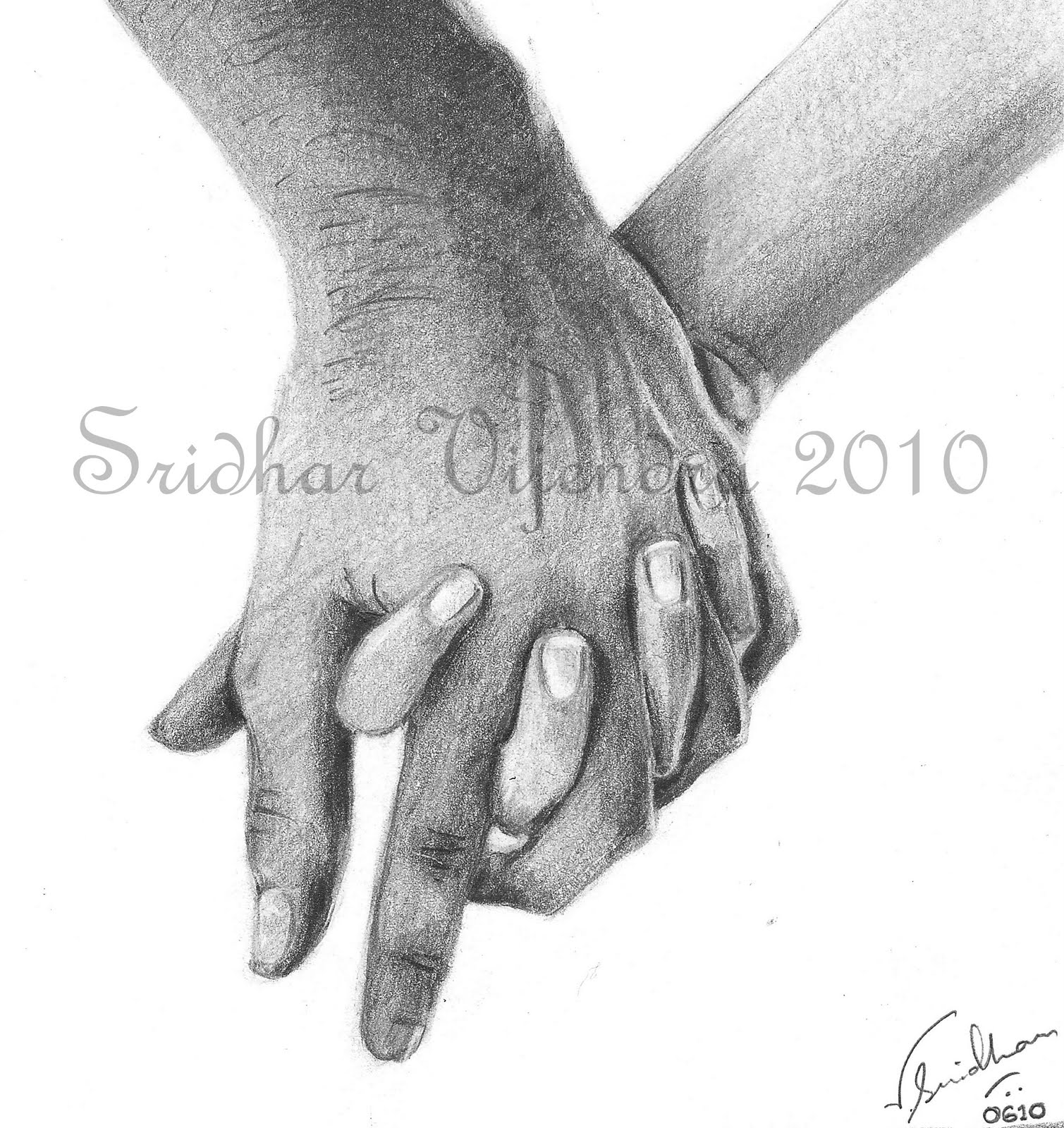 Holding Hands Love Sketch Do one drawing painting aHolding Hands Love Sketch