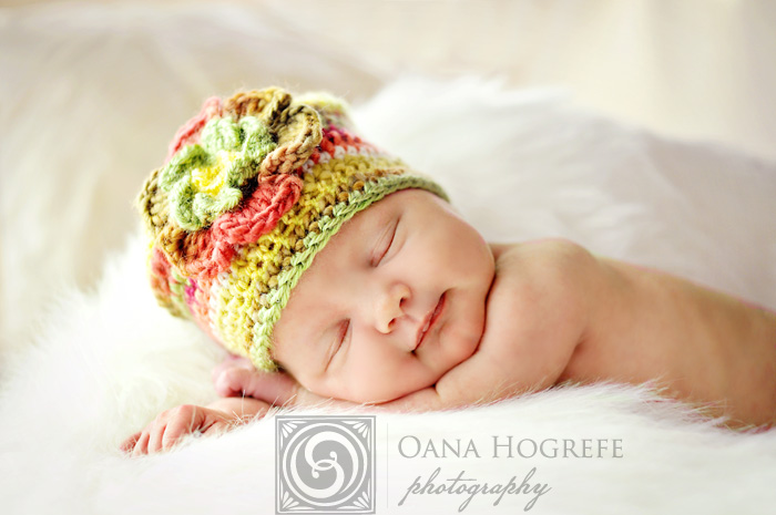 newborn natural portraits atlanta