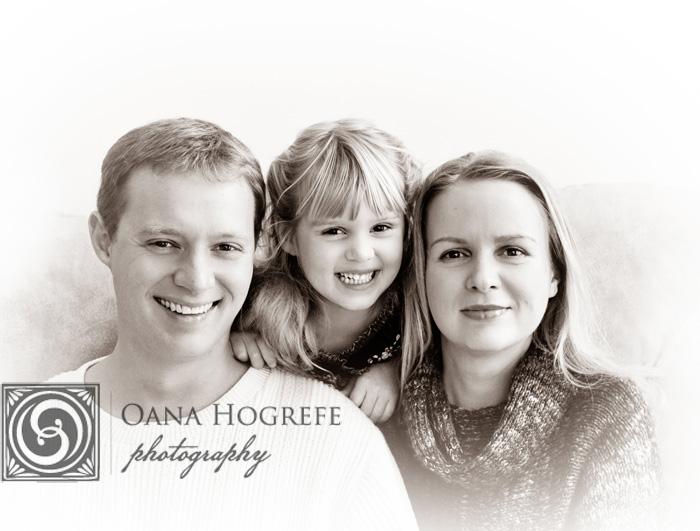 family modern portraits