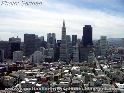 Downtown, San Francisco, California, USA
