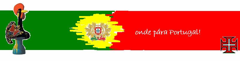 onde pára Portugal
