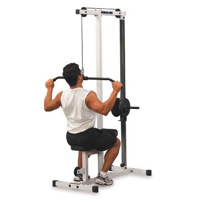 pulldown machine exercises