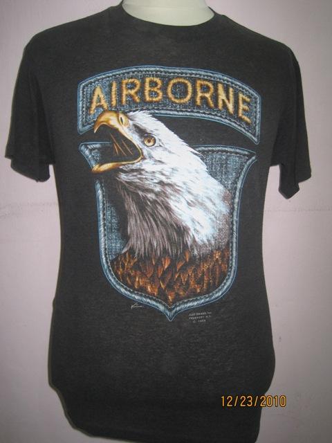 VINTAGE AIRBONE 3D 1989