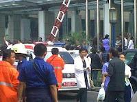 Ledakan Bom Hotel JW Marriott dan Ritz-Carlton
