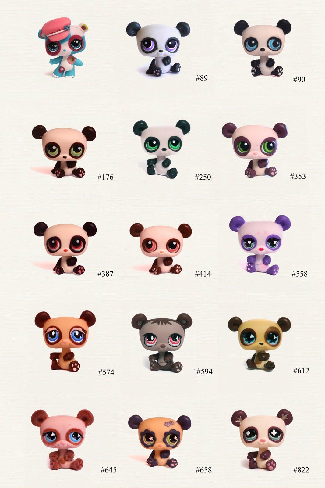 Nicoles Lps Blog Littlest Pet Shop Pets Panda
