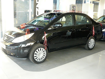 Tata Manza Side View Image