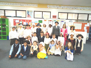 Becoming a Colonial Kid for a Day!