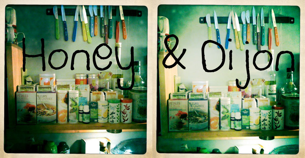 Honey & Dijon