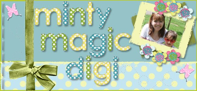 Minty Magic's Digi Doings