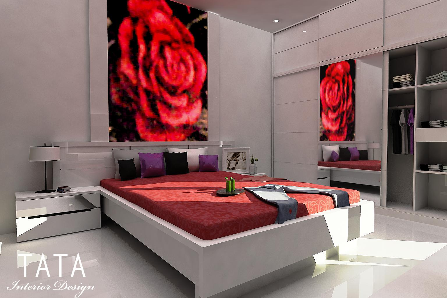 desain interior kamar tidur minimalis tata interior desain