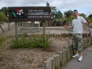 Adventure Golf at Heatherton World of Activities