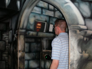 The Cyberdrome Crystal Maze