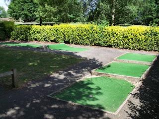 Crazy Golf in Brentwood, Essex