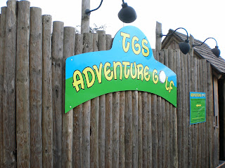 Adventure Golf in Hereford