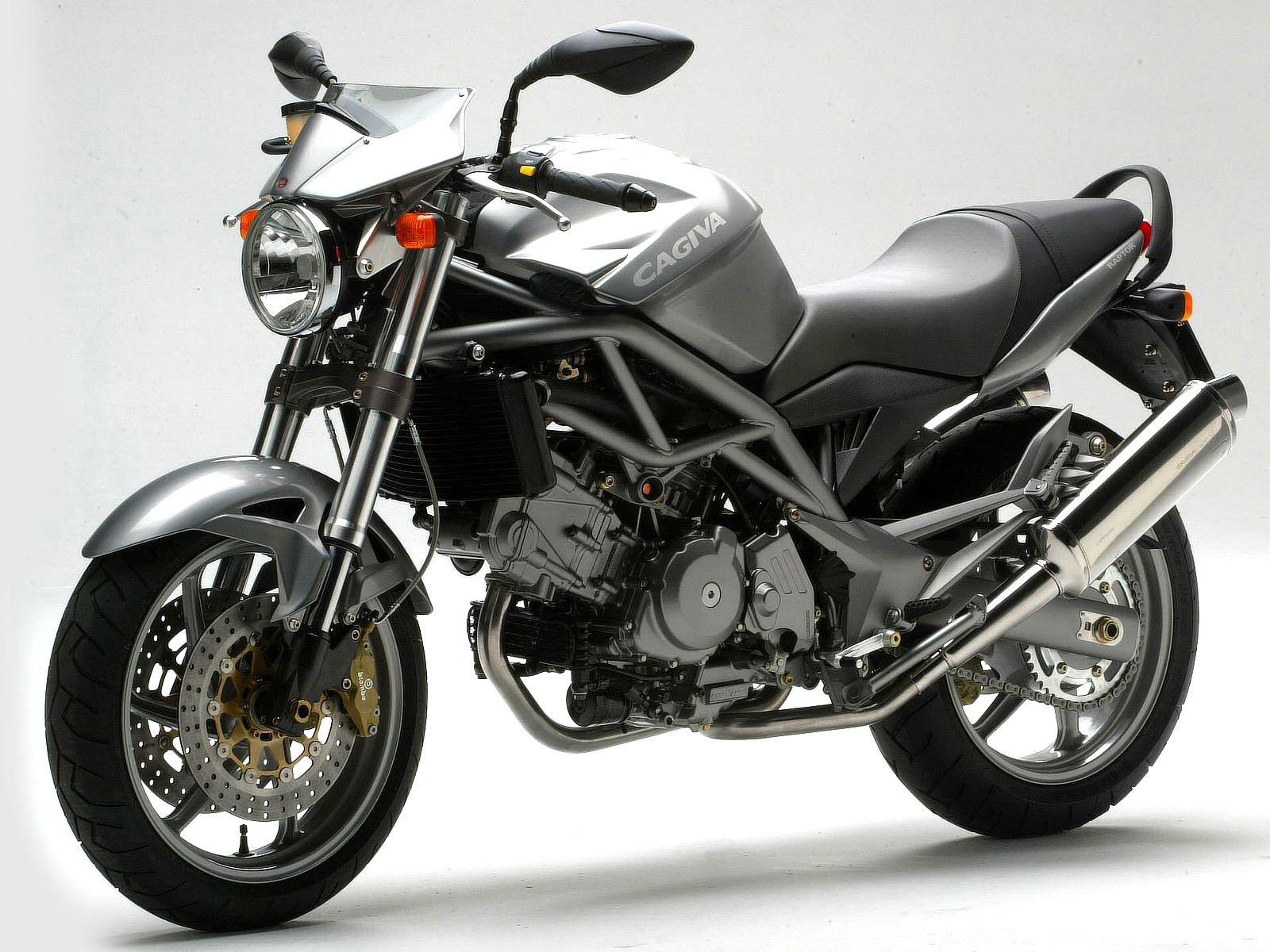 CAGIVA Raptor 650 Specification