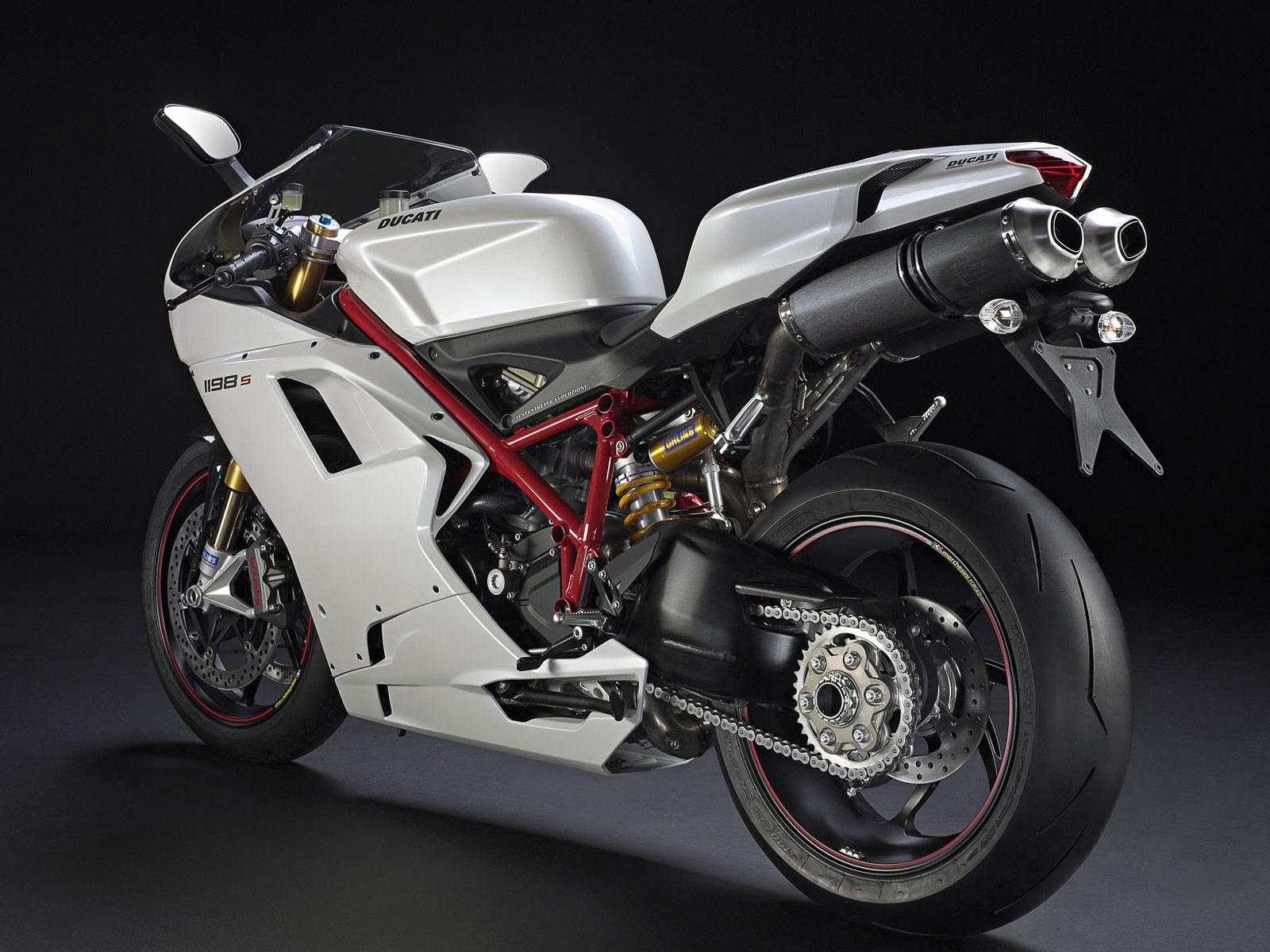 Ducati 1198 S 2010 pics()