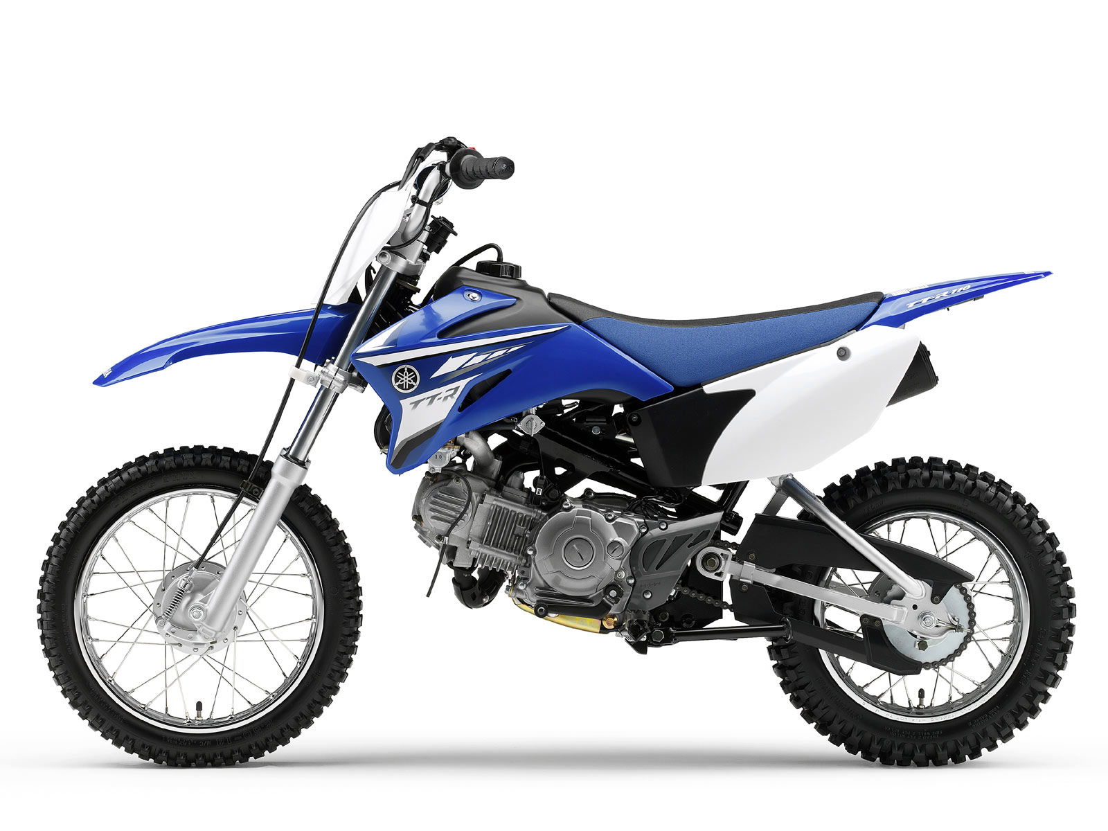 2008 yamaha tt r110e review specifications pictures for Yamaha 110 atv for sale