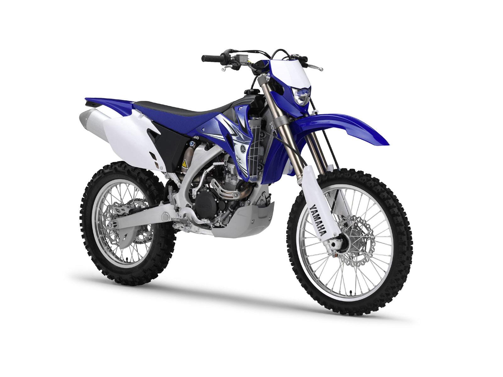 Yamaha WR250F 2011 3