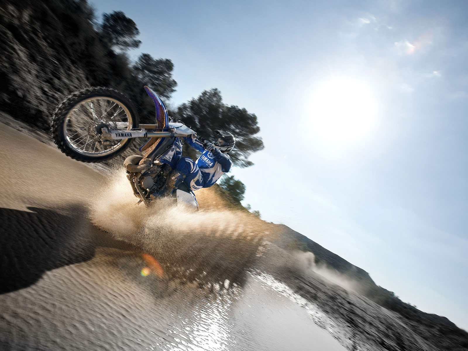 Yamaha's off road bike saga